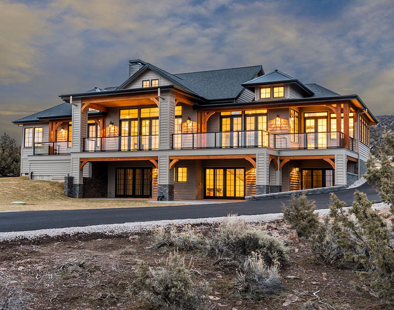 Custom Home Design Bend Oregon Home Plans Designs