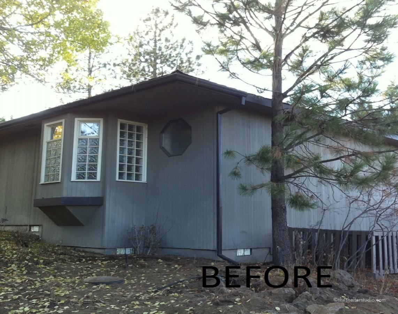 Custom home designs bend oregon the shelter studio for Custom home addition