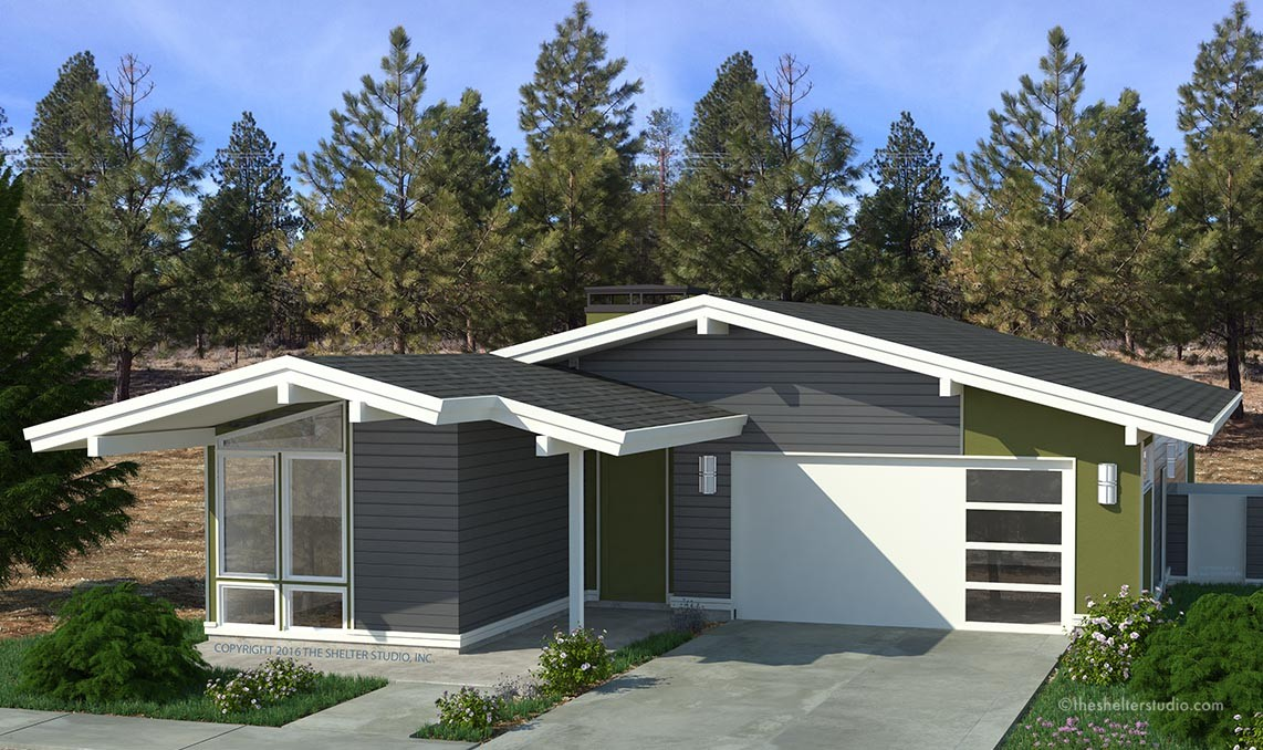 Custom Home Designs Plans Shelter Studio