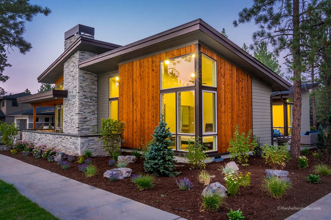 Gallery Of Custom Home Designs Plans The Shelter Studio
